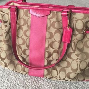 Authentic coach bag/purse